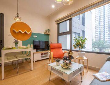 Giá thuê căn hộ chung cư Vinhomes Ocean Park Gia Lâm