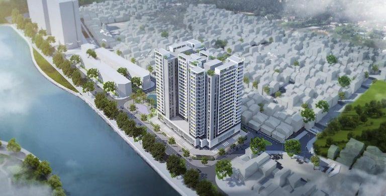 Giới thiệu chung về dự án nhà ở xã hội Rice City Thượng Thanh