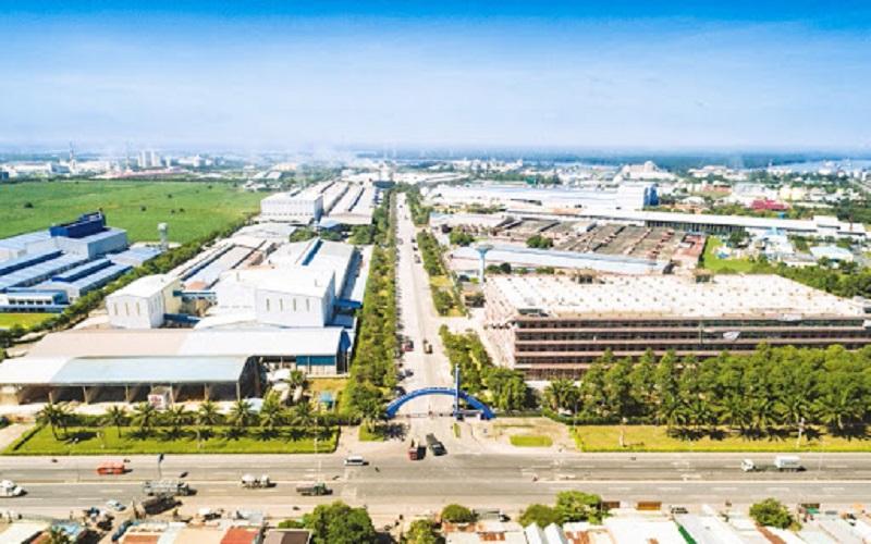 KCN Gò Dầu sở hữu vị trí địa lý đắc địa, thuận lợi