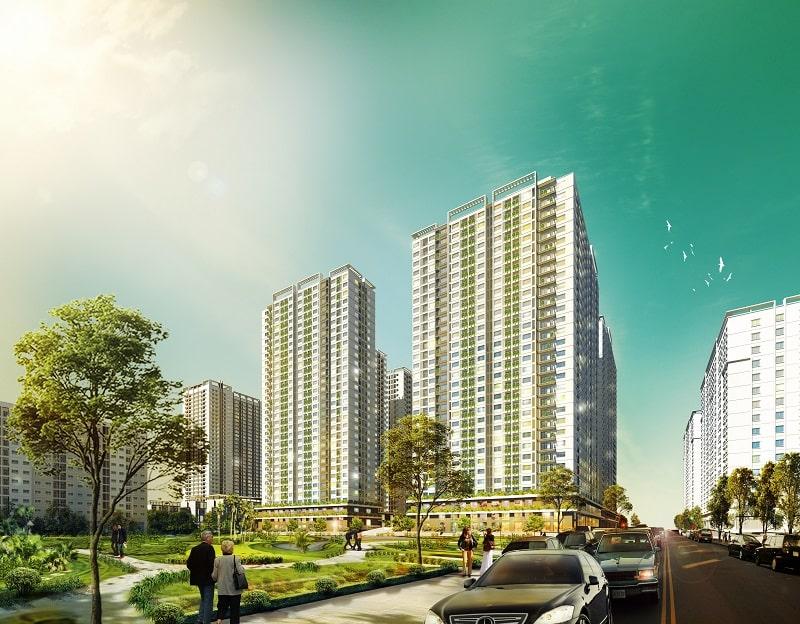 NOXH Hạ Đình nằm trong dự án quy hoạch của thành phố nên có nhiều tiềm năng phát triển