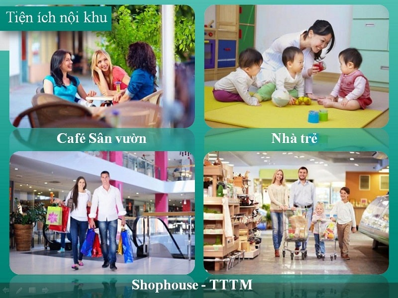 NOXH Hạ Đình sở hữu nhiều tiện ích nội khu đẳng cấp, hiện đại