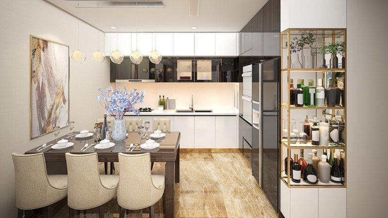 Phổ giá căn hộ chung cư Rice City Thượng Thanh trên thị trường