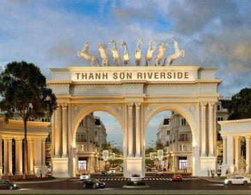 Thanh Sơn Riverside Garden Phú Thọ
