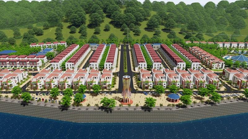 Thanh Sơn Riverside Garden được đầu tư bởi công ty Lân Huế tiềm lực và uy tín