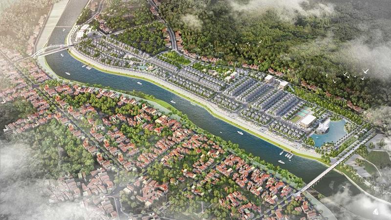 Thanh Sơn Riverside Garden sẽ là khu đô thị kiểu mẫu có sức hấp dẫn lớn với khách hàng