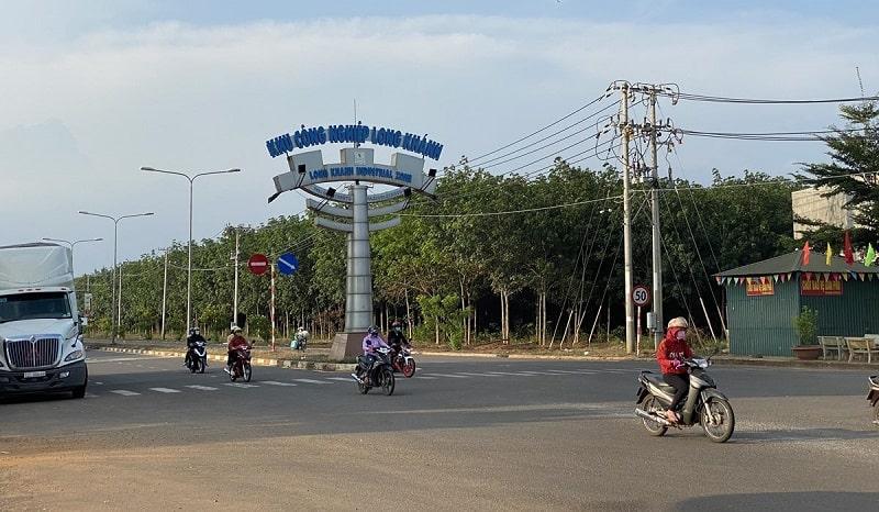 Thông tin chung về bán đất nền khu công nghiệp Long Khánh - Đồng Nai