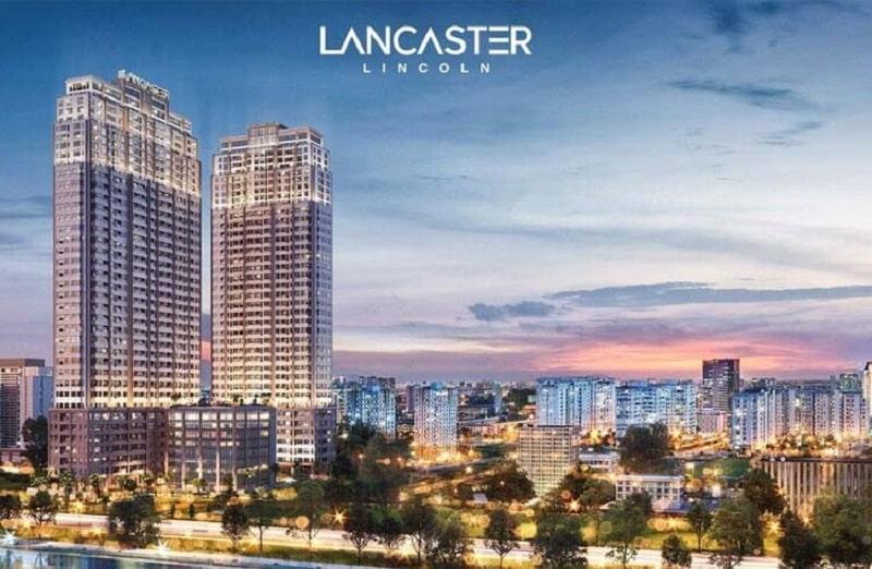 Thông tin tổng quan về dự án Lancaster Lincoln