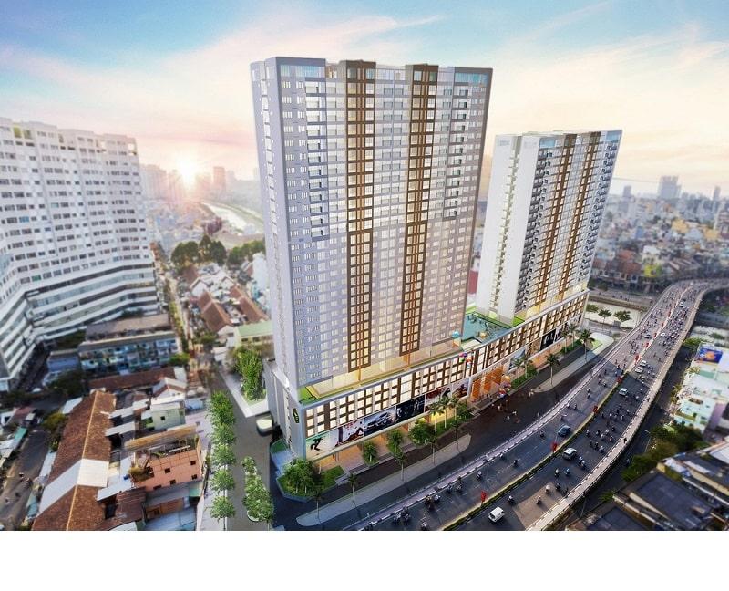 Thông tin tổng quan về dự án căn hộ RiverGate Residence