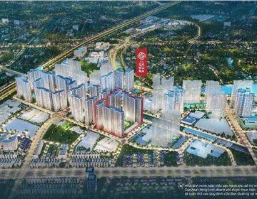 Thuê căn hộ Sakura Vinhomes Smart City