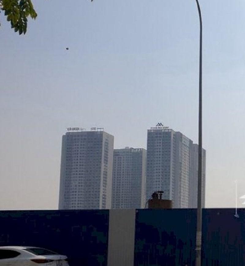 Tiến độ xây dựng NOXH Hạ Đình đang hoàn thành theo đúng kế hoạch