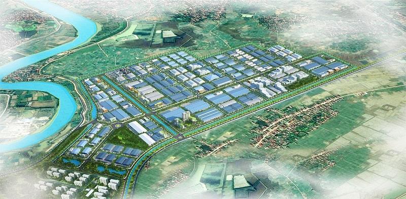 Tổng quan chung về khu công nghiệp Hòa Phú