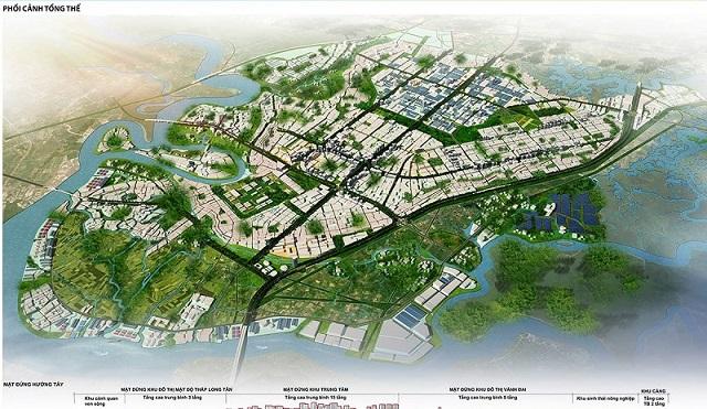 """Đất nền khu công nghiệp (KCN) Nhơn Trạch VI không hề bị """"lép vế"""""""