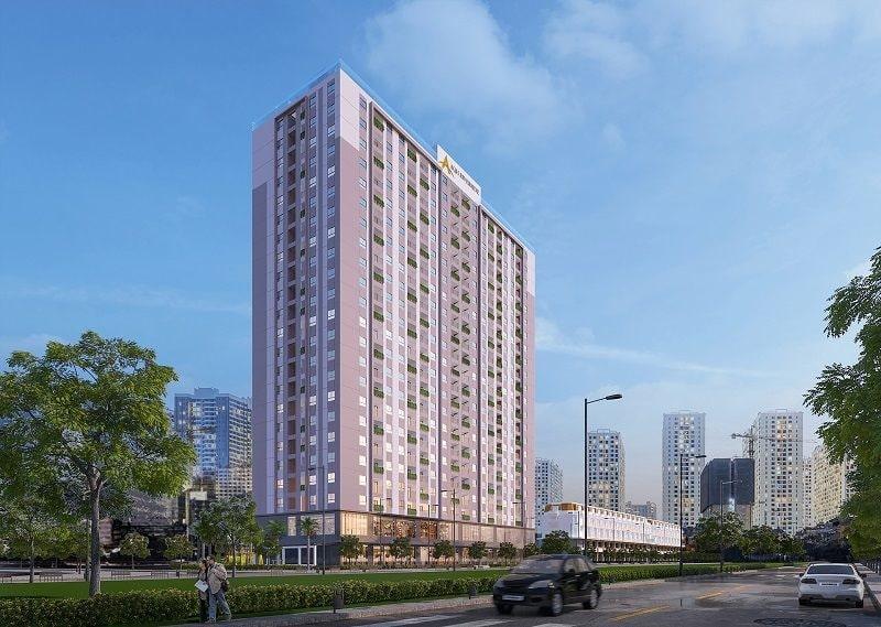 AQH Riverside Long Biên – Dự án căn hộ chung cư Long Biên cực kỳ Hot hiện nay