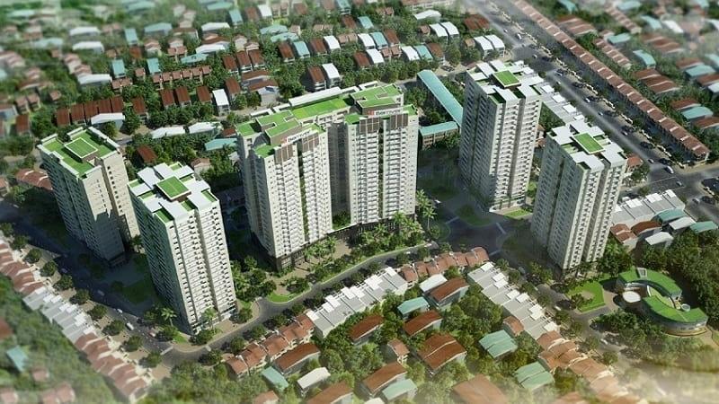 Berriver – Dự án căn hộ chung cư cao cấp khu vực quận Long Biên
