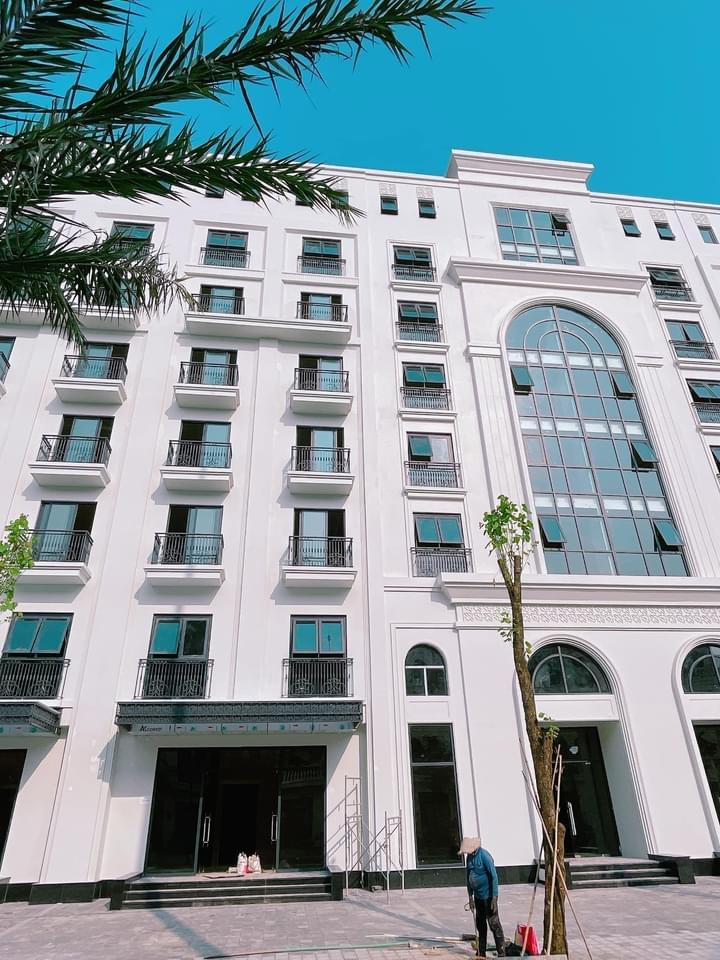 Boutique Hotel ở dự án Grand World Phú Quốc