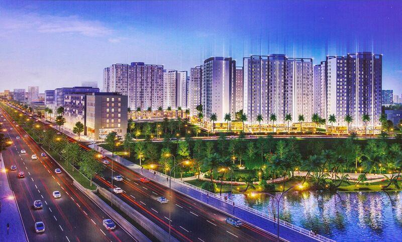 Các dự án căn hộ chung cư bình tân nào đang được nhiều người đánh giá cao?
