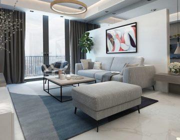 Căn hộ Sunshine Boulevard được thiết kế thông minh với nội thất sang trọng
