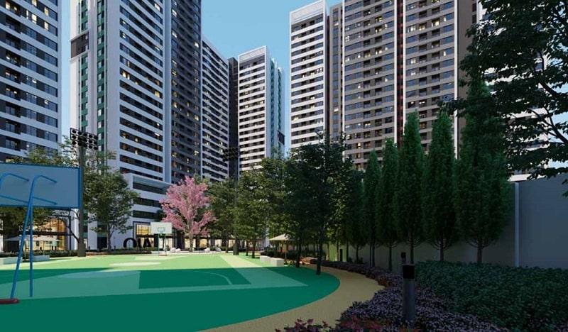 Cùng với các tiện ích nội khu, dự án AIO City còn sở hữu những tiện ích ngoại khu đẳng cấp