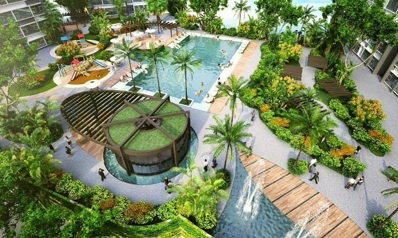 Dự án Intracom RiverSide mang tới không gian sống hoàn hảo cho cư dân