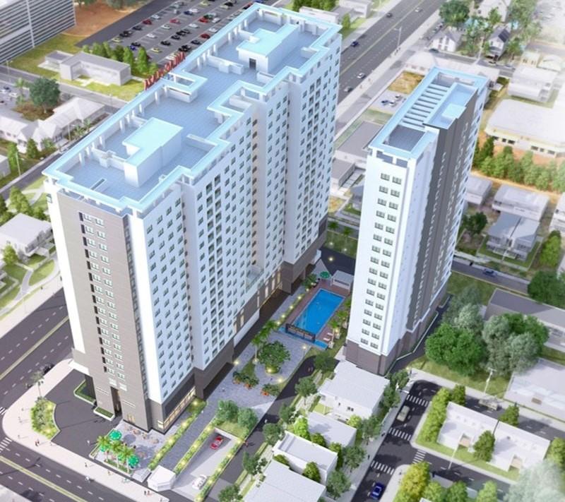 Dự án căn hộ chung cư Bình Tân Moonlight Park View được nhiều người đánh giá cao