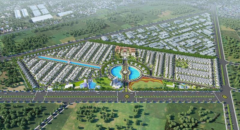 Dự án The Phoenix Garden - dự án căn hộ chung cư Đan Phượng nổi bật