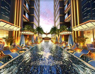 Dự án căn hộ hạng sang Sunshine Boulevard đẹp lộng lẫy với tiện ích vượt trội