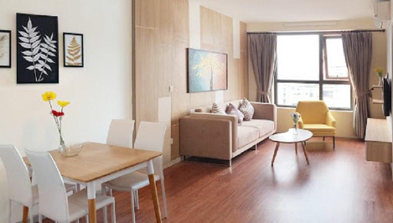 Dự án khu căn hộ Valencia Garden cao cấp nhưng giá bán thuộc tầm trung