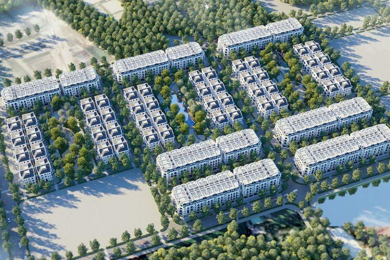 Eurowindow Twin Parks Gia Lâm là tổ hợp dự án bao gồm biệt thự cao cấp, nhà phố, liền kề