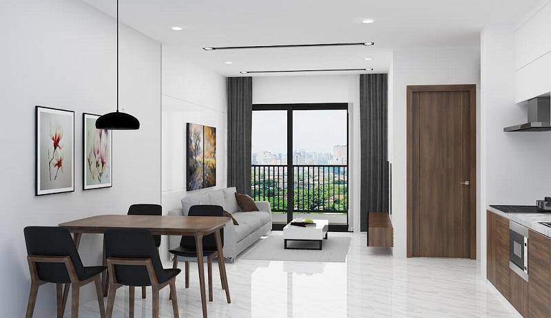 Giá bán căn hộ Intracom RiverSide đang dạng theo sản phẩm