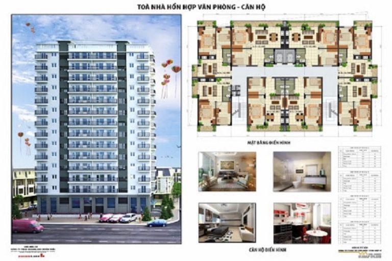 Hệ thống tiện ích có tại dự án căn hộ chung cư Thường Tín - KĐT Duyên Thái