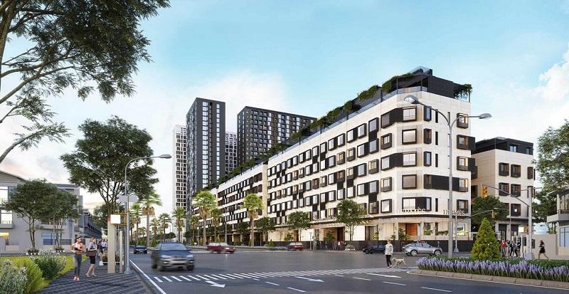 Hệ thống tiện ích tại căn hộ chung cư Mê Linh hiện đại, cao cấp