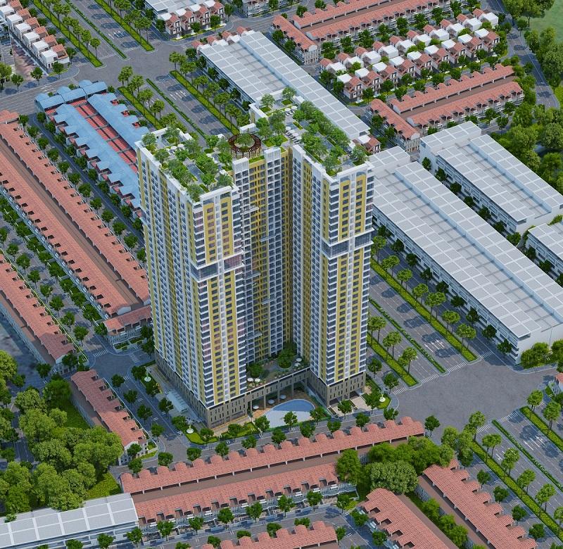 Lựa chọn Gemek Tower, cư dân sẽ tận hưởng rất nhiều tiện ích nội ngoại khu hấp dẫn.