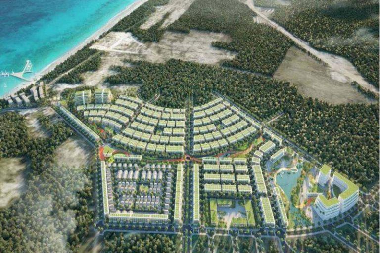 Mặt bằng tổng thể dự án Meyhomes Capital Phú Quốc