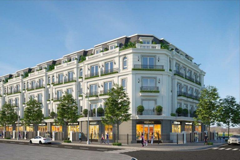 Nhà phố thương mại Eurowindow Trâu Quỳ là địa điểm kinh doanh lý tưởng