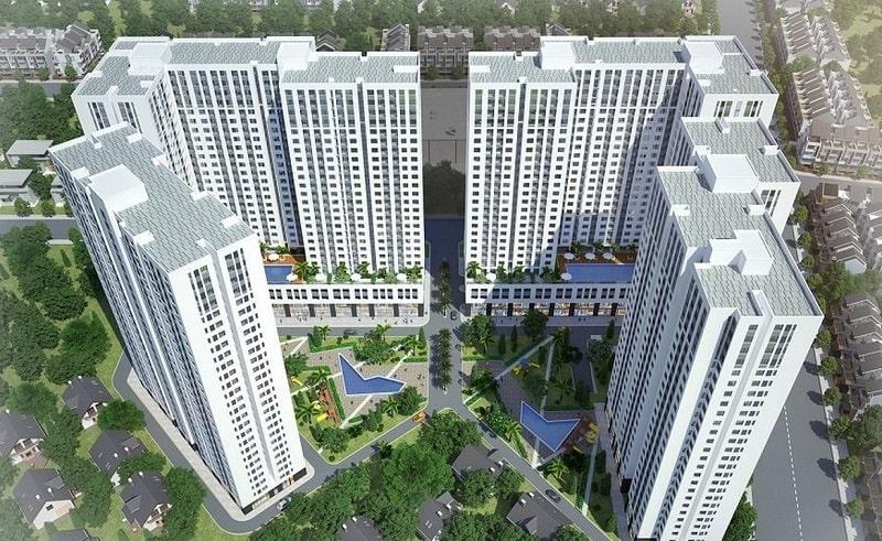 Nhắc tới các dự án căn hộ chung cư Bình Tân, chắc chắn không thể bỏ qua AIO City