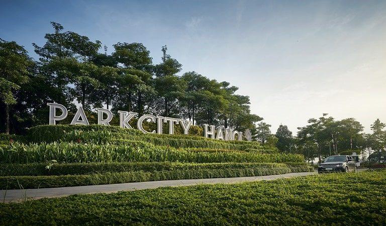 Park City Hà Đông tạo sức hút bởi vị trí vàng ròng đắt giá