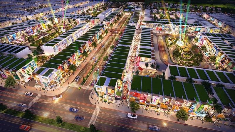 Phối cảnh dự án căn hộ chung cư Mê Linh Thanh Lâm Đại Thịnh