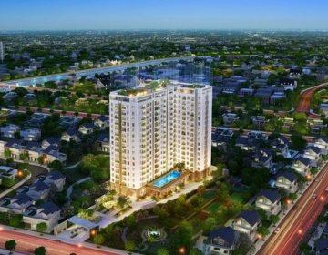 Saigon Asiana là dự án xanh, hiện đại hiếm có tại khu vực quận 6