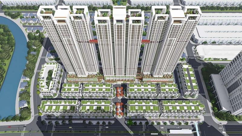 The Terra An Hưng được tọa lạc tại ngay cửa ngõ KĐT An Hưng mặt tiền đường Tố Hữu, quận Hà Đông, TP. Hà Nội.