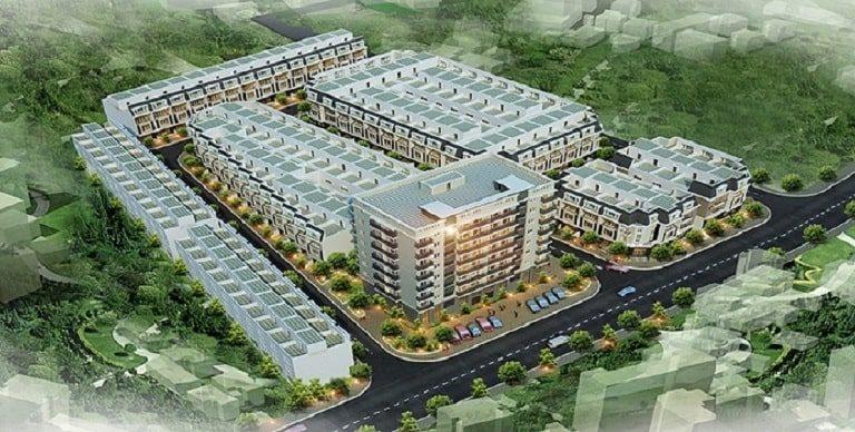 Thông tin tổng quan về dự án căn hộ chung cư Thường Tín - KĐT Duyên Thái