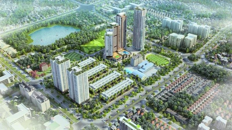 Tiến độ đóng tiền dự án chung cư Gemek Tower linh hoạt được chia thành 6 đợt