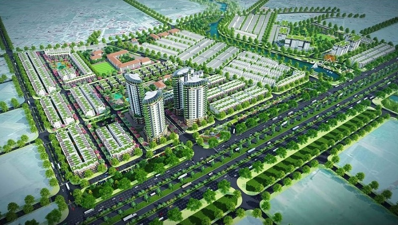 Tổng quan dự án căn hộ chung cư Mê Linh Hana Garden City