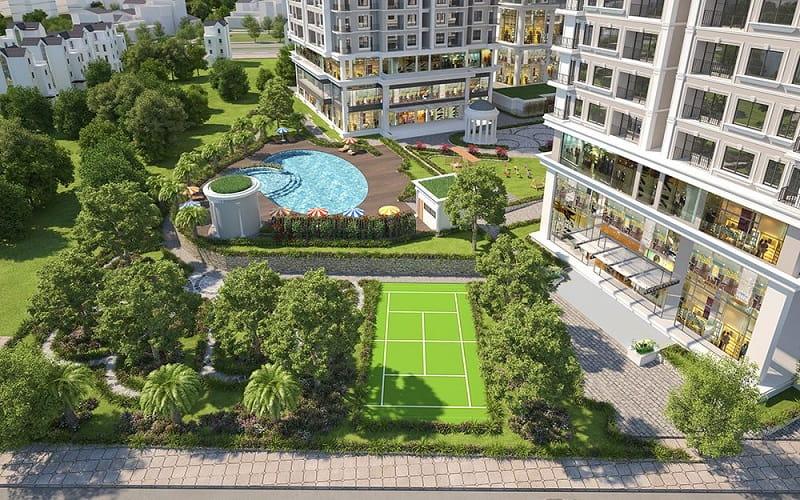 Từ dự án căn hộ chung cư Bình Tân AIO City, cư dân có thể dễ dàng di chuyển tới các quận nội thành