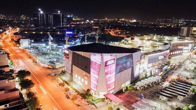 Vị trí của dự án AIO City vô cùng tiềm năng khi nằm ngay cạnh Aeon Mall Bình Tân