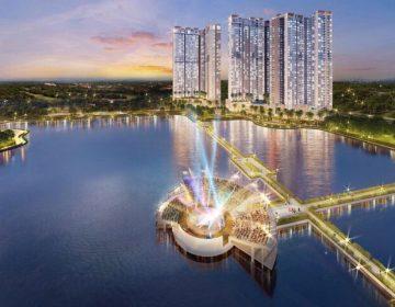 Vinhomes Sky Lake là dự án chung cư nổi tiếng tại khu vực phía Tây Thủ Đô