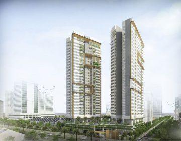 Ảnh 1: Chung cư Park City Hà Đông nổi bật với thiết kế sang trọng hiện đại