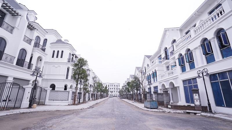 Ảnh 2: Đầu tư vào biệt thự song lập mang về những lợi ích hấp dẫn cho nhà đầu tư