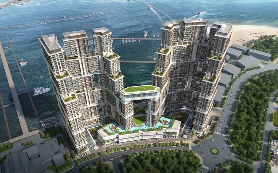Các căn hộ Sun Grand Marina Town sở hữu tầm view tuyệt phẩm từ mọi góc nhìn