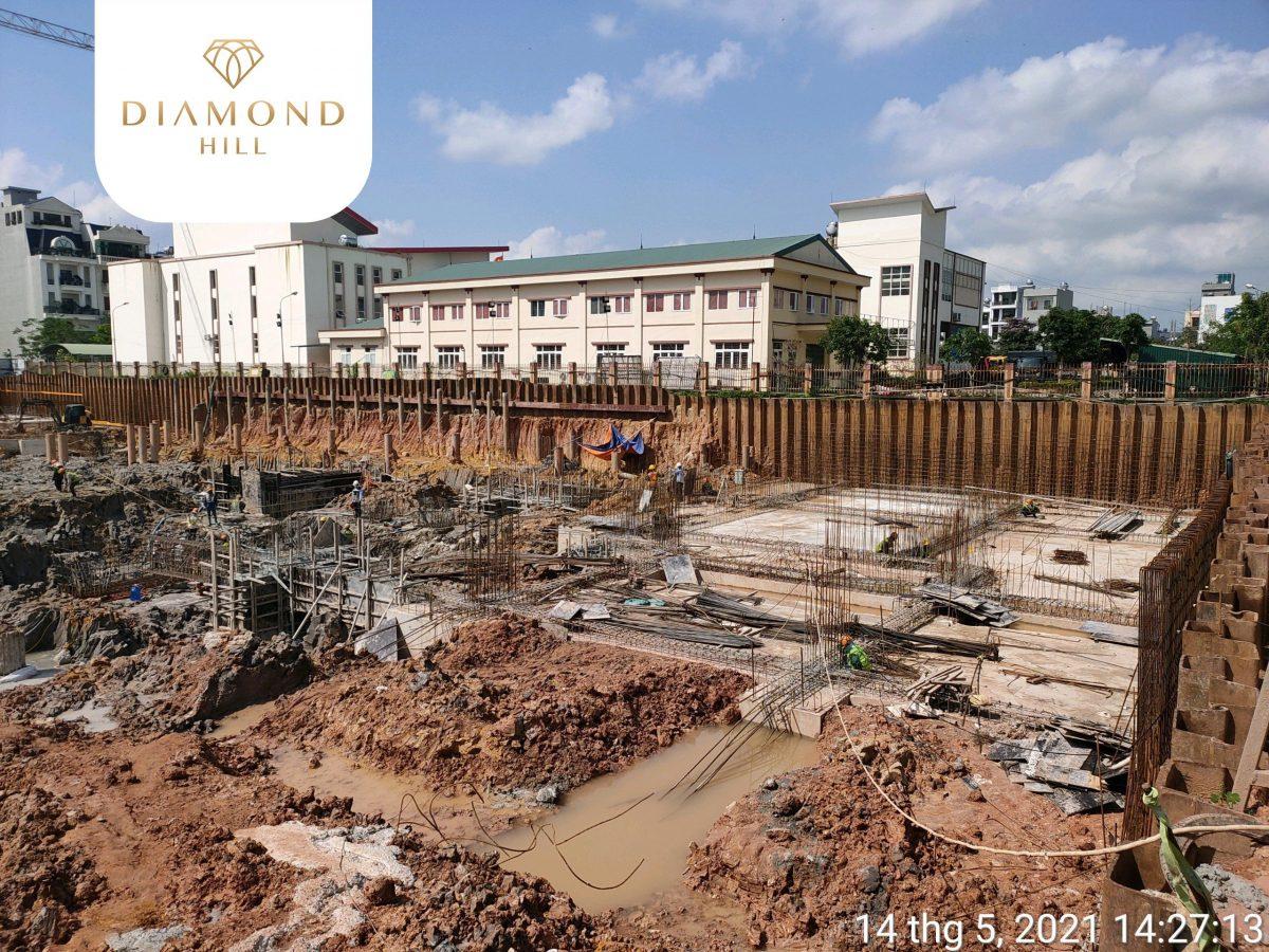 Chung cư Bách Việt 2 Bắc Giang được tiến hành đầu năm 2021