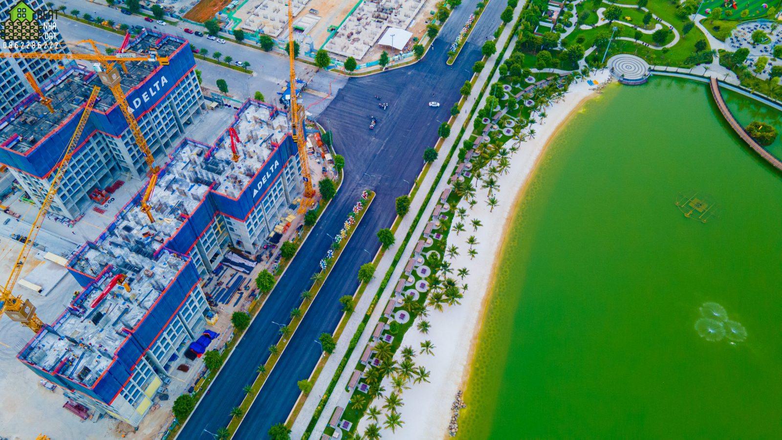 Dự án Masteri West HeightsSmart City Tây Mỗ thiết kế căn hộ với diện tích đa dạng